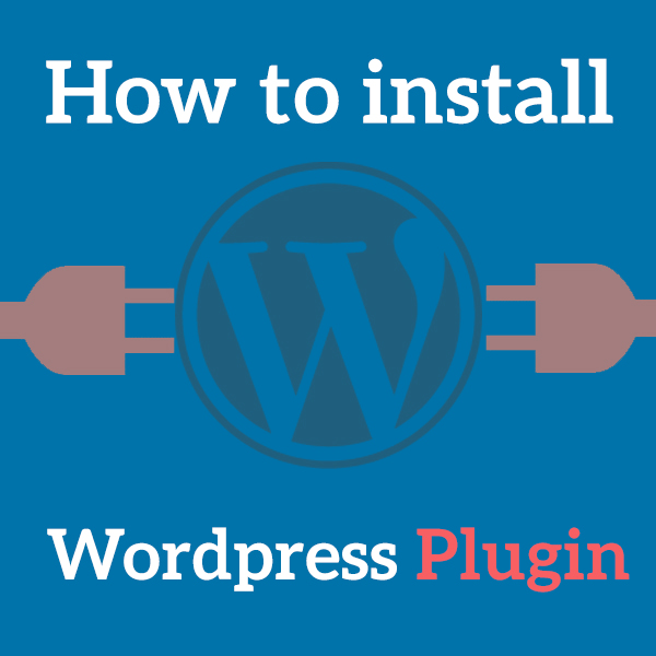 How to install First WordPress plugin?